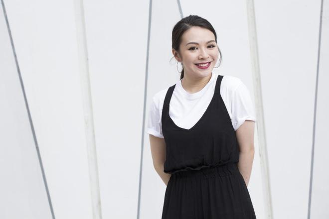Ngao Gia Nien nhan vai chinh dau tay tai TVB anh 2