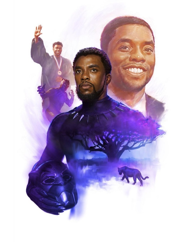 Chadwick Boseman qua doi anh 2