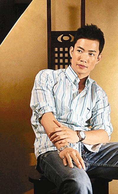 Ngao Gia Nien nhan vai chinh dau tay tai TVB anh 1