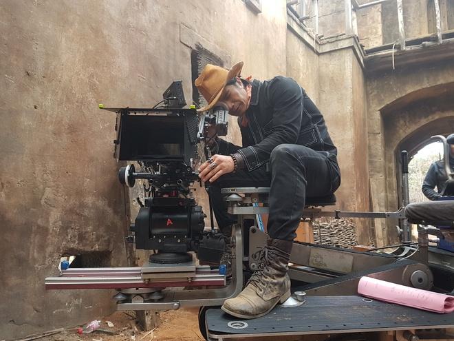 "Dustin Nguyen dao dien phim ""Warrior"" anh 1"
