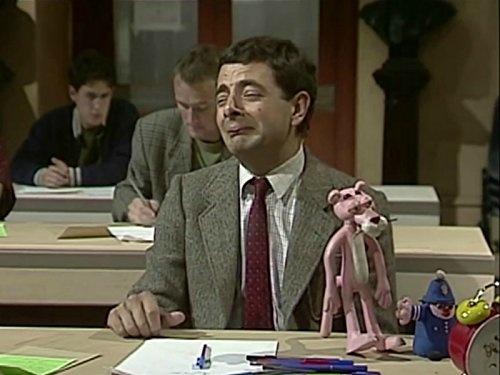 Rowan Atkinson 'Mr. Bean' anh 1
