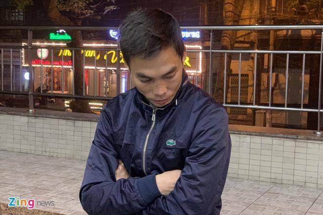 Ga chem phu nu lien tiep tren cau la dong nghiep cu cua nan nhan hinh anh 1 nam_zing.jpg