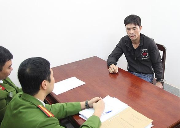 Chem nguoi tren cau song Cong Thai Nguyen anh 1