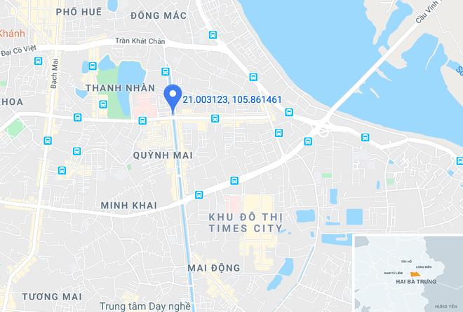 Thanh nien ao dinh mau, cam dao phan tran voi CSGT hinh anh 1 map_haibatrung_abc.png