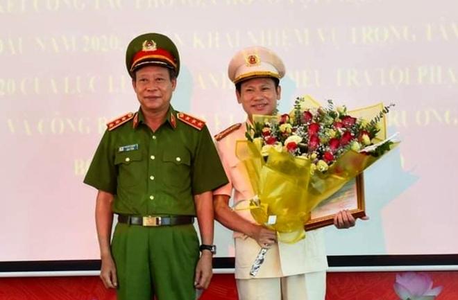 Bo nhiem Giam doc Cong an tinh Yen Bai anh 1