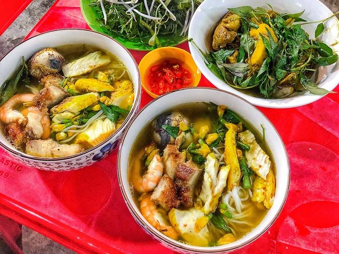 6 Mon Bun Miền Tay được Người Sai Thanh Yeu Thich Mon Ngon