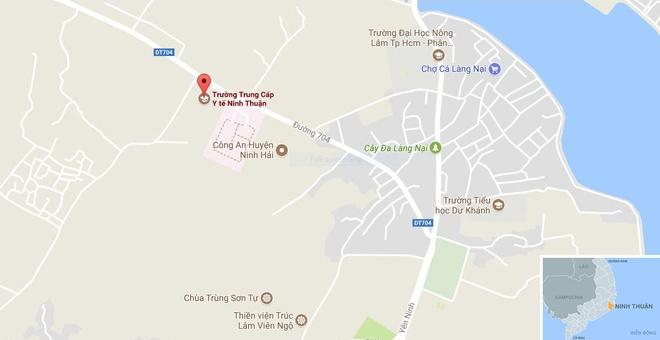 Ninh Thuan giai the phan hieu Trung cap Y Duoc Ha Nam hinh anh 2