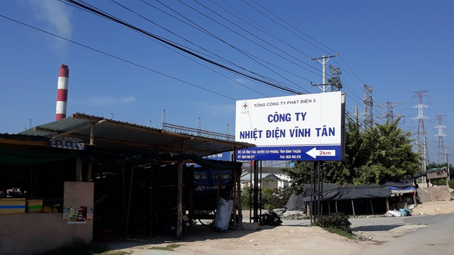 De nghi giam sat dac biet moi truong tai Nhiet dien Vinh Tan hinh anh 1