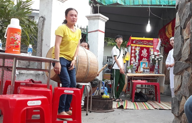 Hoc sinh lop 6 tu vong duoi song de lai thu tuyet menh han ban hinh anh