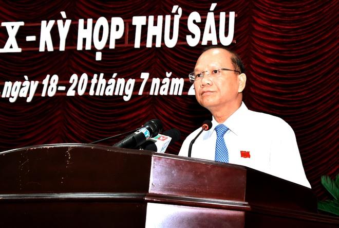 Bi thu Binh Thuan: Can bo khong di nuoc ngoai bang tien doanh nghiep hinh anh