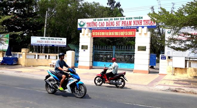 Nguyen ke toan truong cao dang su pham tham o hon 300 trieu hinh anh 1