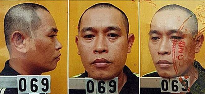 Pham nhan tron trai giam cung Huy 'Nam Doc' bi bat hinh anh 1