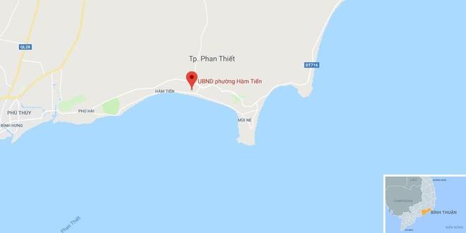 Du khach Nga duoi nuoc o bien Binh Thuan hinh anh 2