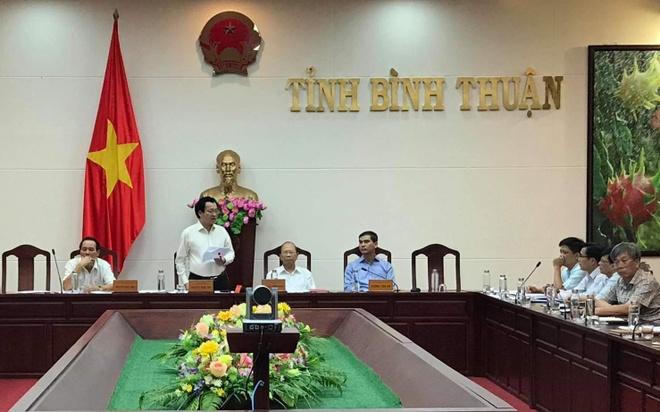 Binh Thuan cho hoc sinh nghi hoc sau khi co benh nhan nhiem Covid-19 hinh anh 1 07e951cb34cdcf9396dc.jpg