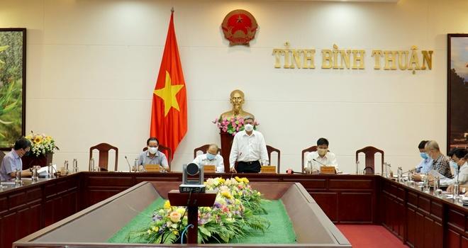 Binh Thuan duoc cap 50.000 khau trang hinh anh 1 DSC06861.JPG