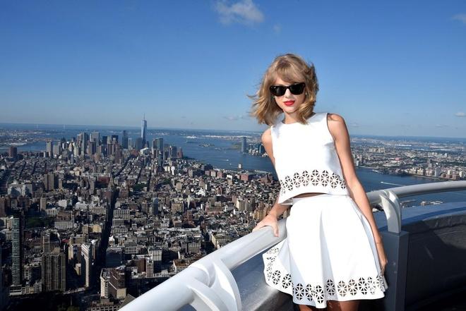 Taylor Swift bi phan doi khi lam dai su du lich hinh anh