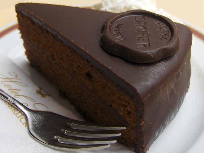 Pho Viet lot top nhung mon phai an mot lan trong doi hinh anh 16 Tự đãi mình món bánh sô-cô-la tuyệt hảo ở Vienna