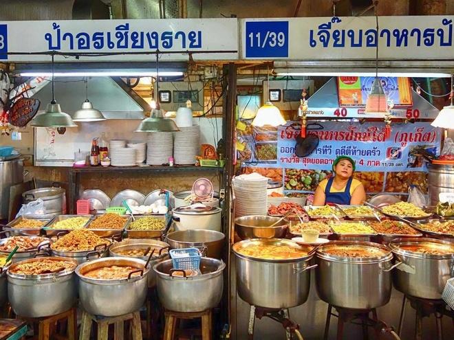Pho Viet lot top nhung mon phai an mot lan trong doi hinh anh 21 Các món ăn đường phố ở Thailand