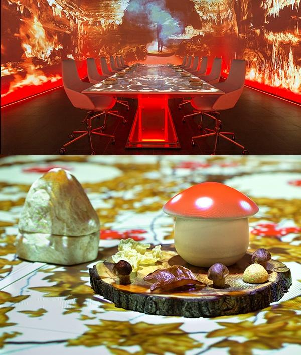 1. Bữa ăn thượng hạng ở nhà hàng Sublimotion (<abbr class=