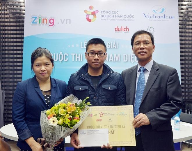 Le trao giai cuoc thi 'Viet Nam dieu ky' hinh anh