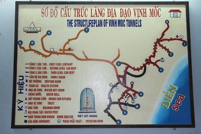 Khach Tay sung sot khi toi dia dao Viet chua duoc 600 nguoi hinh anh 10 Phó thủ tướng Chính phủ Vũ Đức Đam vừa ký quyết định nâng di tích địa đạo Vịnh Mốc và hệ thống làng hầm Vĩnh Linh thành di tích quốc gia đặc biệt.