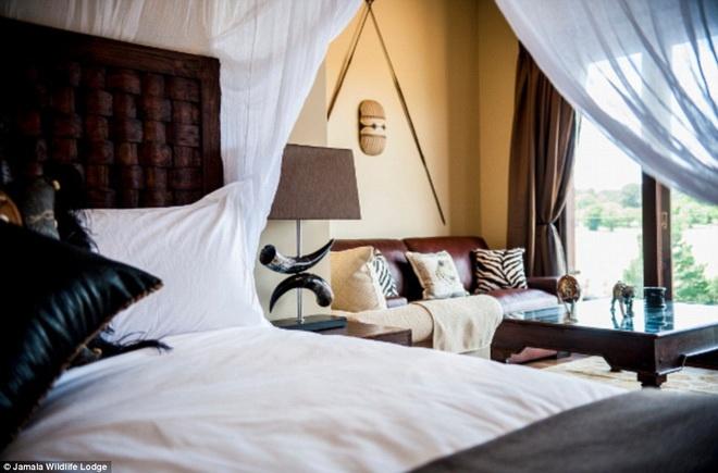 An toi cung su tu, ngu cung gau tai khach san hinh anh 9  Phòng ngủ sang trọng giúp các du khách có được giấc ngủ như ý muốn.