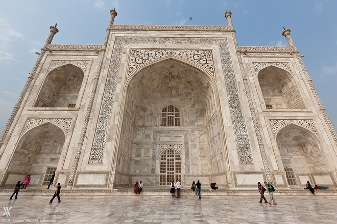 20 su that khong ngo ve lang Taj Mahal hinh anh 4