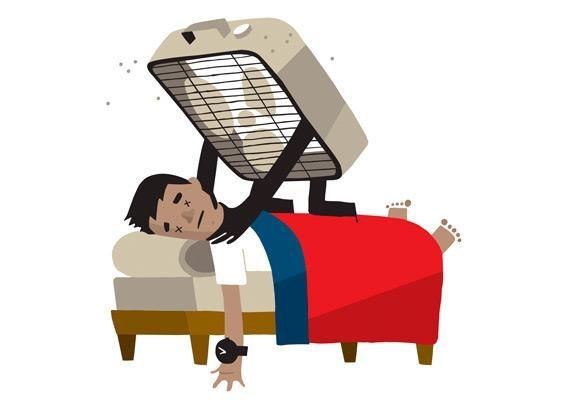 Nhung dieu la lung o Han Quoc hinh anh 13 Nỗi ám ảnh với quạt máy:  Nhiều người Hàn Quốc tin rằng bật quạt lúc ngủ có thể khiến bạn tử vong.  Họ cho rằng quạt sẽ hút hết ôxy trong không khí, khiến nạn nhân ngạt thở và chết trong lúc ngủ.