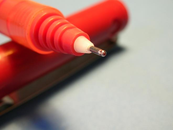 Nhung dieu la lung o Han Quoc hinh anh 10 Người Hàn Quốc không dùng mực đỏ: Tương tự như số 4, người Hàn Quốc coi mực đỏ tượng trưng cho cái chết. Nếu bạn viết tên ai đó bằng mực đỏ thì có nghĩa là bạn mong người ta chết sớm hoặc nghĩ là họ sắp chết.