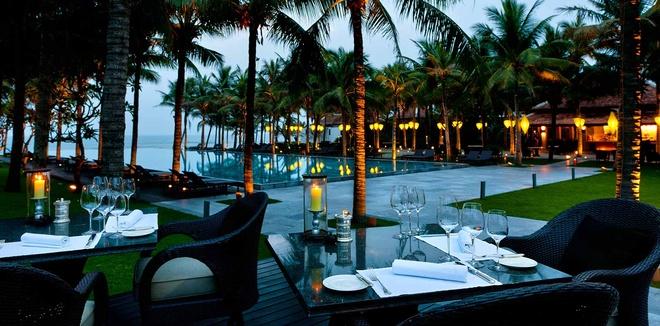 10 resort Viet sieu sang lam khach Tay me met hinh anh 8 Khu nghỉ dưỡng Nam Hải, Hội An, Việt Nam: Đây là một khu nghỉ dưỡng toàn biệt thự nằm cạnh Hà My, một trong những bãi biển đẹp nhất Việt Nam. Kiến trúc độc đáo của khu nghỉ dưỡng này lấy cảm hứng từ lăng vua Tự Đức tại Huế.