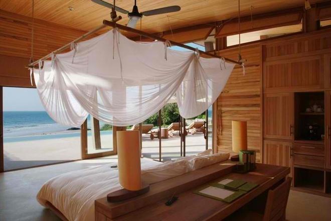 10 resort Viet sieu sang lam khach Tay me met hinh anh 16 Six Senses Côn Đảo đã đoạt giải Công trình xây dựng và thiết kế xuất sắc nhất thế giới dành cho loại khách sạn dạng nhỏ tại giải thưởng International Commercial Property Awards 2010.
