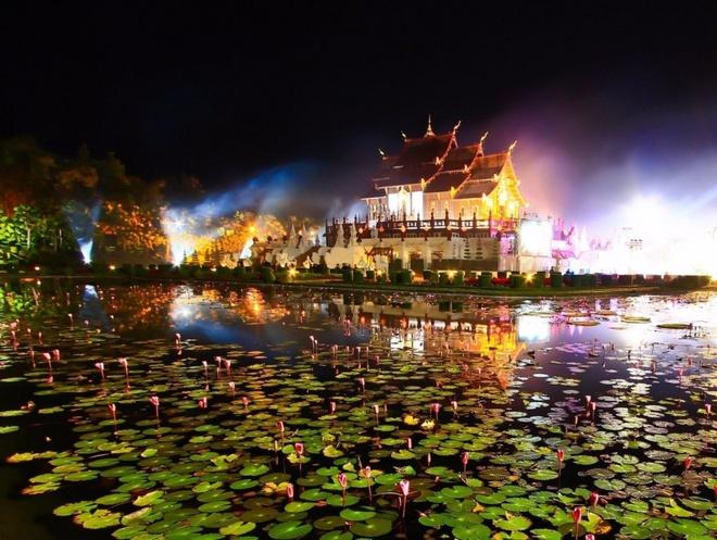 Du lich chau A chi voi 600.000 dong mot ngay hinh anh 5 Chiang Mai, Thái Lan: Nổi tiếng với những đền đài tuyệt mĩ và ẩm thực độc đáo, Chiang Mai đem lại cho du khách những trải nghiệm tuyệt vời, đặc biệt là lễ hội đèn trời có một không hai trên thế giới. Tại đây, với khoảng 600.000 đồng một ngày bạn có thể ở được trong những khách sạn đẹp và thưởng thức các món đặc sản ngon lành.