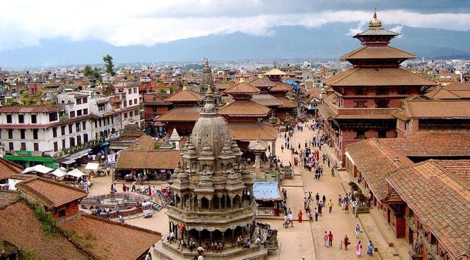 Du lich chau A chi voi 600.000 dong mot ngay hinh anh 7 Kathmandu, Nepal: Nằm ở chân dãy Himalayas, thủ đô của Nepal là một thành phố nổi tiếng về tâm linh và sự hòa hợp với thiên nhiên.Chỗ ở rất dễ tìm, có nhiều quán cà phê dành cho du khách.Với 600.000 đồng một ngày, bạn sẽ có được những trải nghiệm khó quên trong tại vùng đất linh thiêng này.
