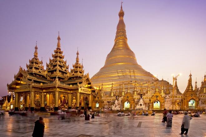 Du lich chau A chi voi 600.000 dong mot ngay hinh anh 12 Rangoon, Myanmar: Tại đây, du khách sẽ được tận hưởng những kỳ nghỉ thoải mái, yên bình. Chỉ với chưa tới 600.000 đồng một ngày, du khách có thể ở khách sạn tốt, ăn ngon và tham quan các đền đài ở thành phố nhộn nhịp này.