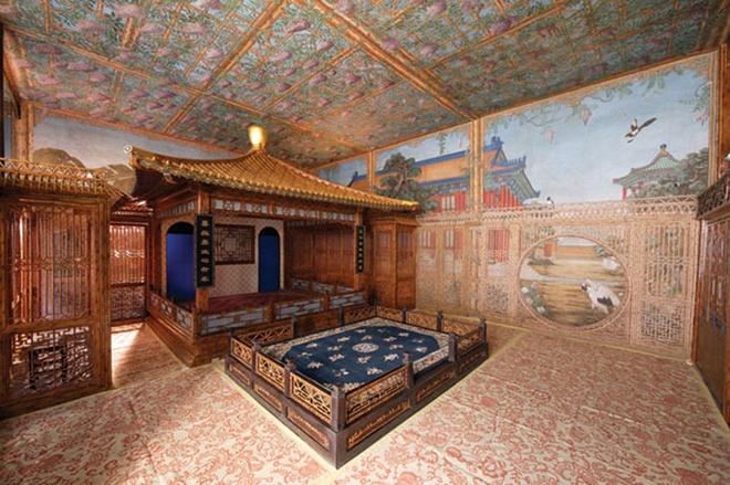 4. Đây là nơi ở của 24 vị hoàng đế, 14 hoàng đế triều Minh và 10 hoàng đế triều Thanh.