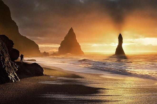 Nhung canh dep sieu thuc o Iceland hinh anh 1