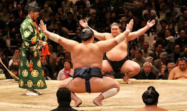 Xem thi đấu Sumo: Với 6 giải đấu mỗi năm được tổ chức khắp Tokyo, Osaka, Nagoya và Fukuoka, bạn sẽ dễ dàng được chiêm ngưỡng nét văn hóa độc đáo này của người Nhật.