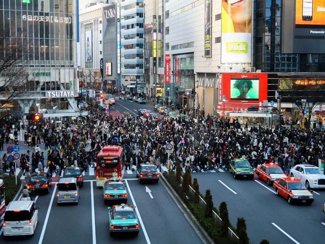 Bi kip kham pha thu do Nhat Ban hinh anh 7 Tuân thủ luật giao thông: Ở Tokyo, người đi bộ thường tuân thủ luật giao thông một cách rất nghiêm túc, do đó các tài xế không phải trông chừng có người đột ngột sang đường. Hãy học tập người địa phương: chỉ đi qua ở chỗ có vạch sang đường, chờ đúng tín hiệu đèn. Nhìn chung, tại thành phố bận rộn và đông đúc này, mọi người đều có ý thức tuân thủ pháp luật để mọi chuyện được thuận lợi, suôn sẻ. Hãy kiên nhẫn khi xếp hàng, cởi giày khi được yêu cầu, và nếu muốn hút thuốc nơi công cộng thì nhớ đến nơi được quy định.