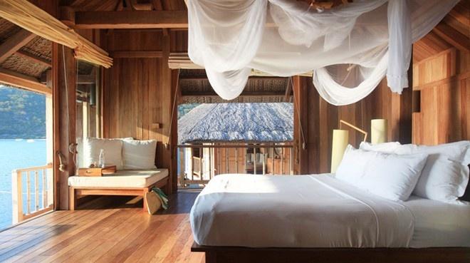 Resort Viet sieu sang tranh danh hieu hang dau chau luc hinh anh