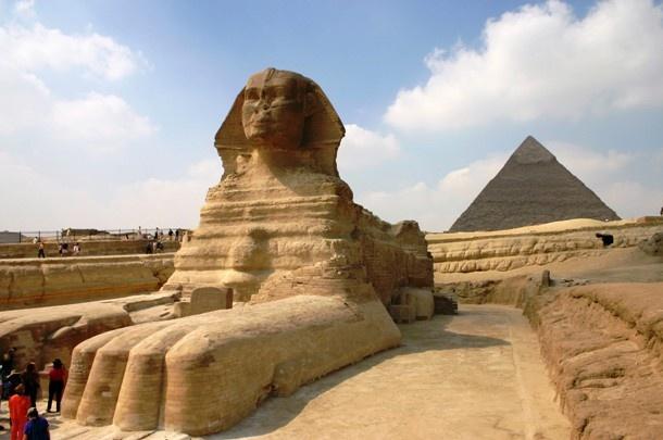 Nhung bi mat ve dai kim tu thap Giza hinh anh
