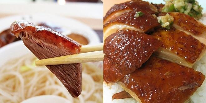 20 mon an nhin la them o Hong Kong hinh anh 10 Siu Gno (Ngỗng quay): Thịt ngỗng ngọt mềm với lớp da bắt mắt, giòn tan là một trong những món ngon bạn không nên bỏ qua khi tới Hong Kong.