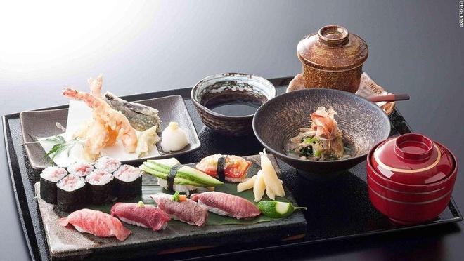 Viet Nam vao top dia diem an ngon nhat the gioi hinh anh 6 Nhật Bản: Người Nhật áp dụng sự tinh tế và chuẩn xác cho cả những món ăn, biến ngay cả các món đơn giản nhất thành một tác phẩm nghệ thuật. Thực khách không chỉ được thưởng thức vị ngon mà còn được thỏa mãn về cả thị giác.