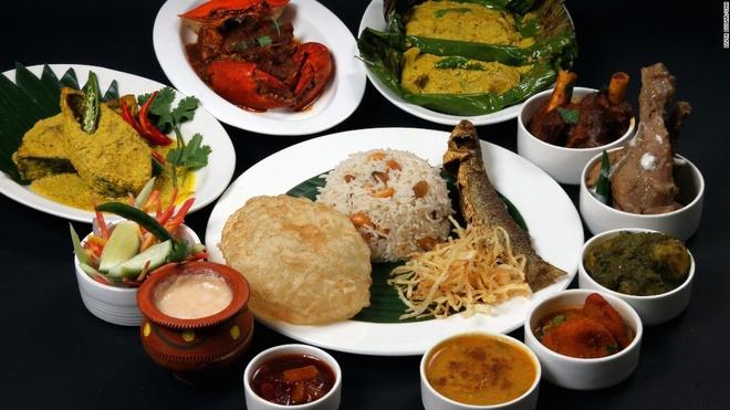 Viet Nam vao top dia diem an ngon nhat the gioi hinh anh 3 Ấn Độ: Các món ăn của quốc gia này sử dụng rất nhiều gia vị, khiến ngay cả những món chay cũng trở nên ngon lành và dễ ăn.