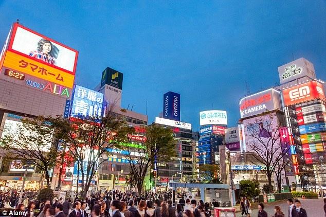Tokyo la thanh pho dang song nhat the gioi hinh anh 1