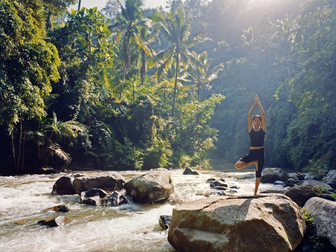 Nhung khu nghi duong yoga tuyet nhat the gioi hinh anh