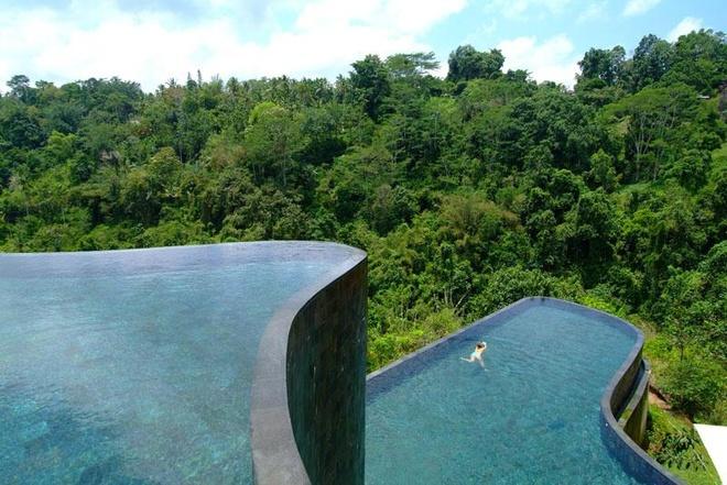 Nhung resort nhu thien duong ha gioi o Bali hinh anh