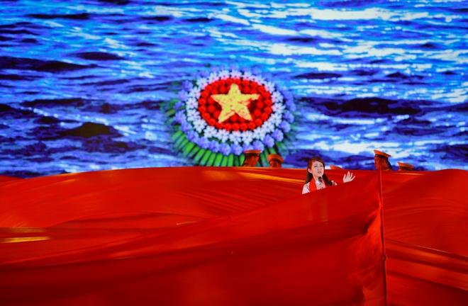 Le be mac Festival Bien Nha Trang ton vinh bien dao Viet Nam hinh anh