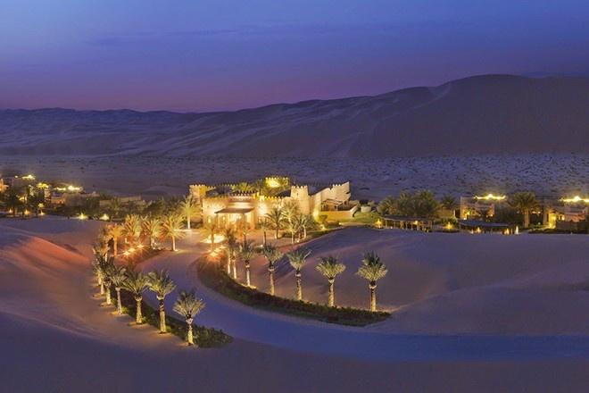 Nhung resort sang trong bac nhat Dubai hinh anh