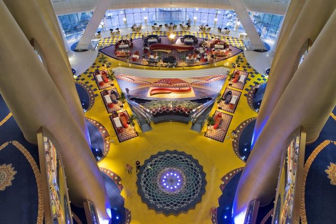 Nhung resort sang trong bac nhat Dubai hinh anh 2 Ảnh: Theediblewoman.