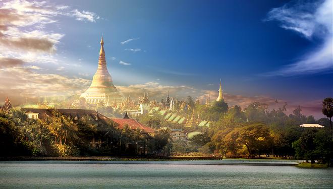 An gi, choi dau khi toi Myanmar? hinh anh